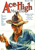 Ace-High Magazine (1921-1935 Readers' Publishing Corp/Clayton/Dell) Pulp Vol. 4 #1