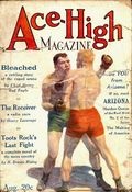 Ace-High Magazine (1921-1935 Readers' Publishing Corp/Clayton/Dell) Pulp Vol. 6 #2