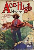 Ace-High Magazine (1921-1935 Readers' Publishing Corp/Clayton/Dell) Pulp Vol. 7 #2