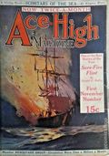 Ace-High Magazine (1921-1935 Readers' Publishing Corp/Clayton/Dell) Pulp Vol. 8 #1