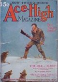 Ace-High Magazine (1921-1935 Readers' Publishing Corp/Clayton/Dell) Pulp Vol. 9 #1