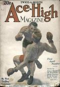 Ace-High Magazine (1921-1935 Readers' Publishing Corp/Clayton/Dell) Pulp Vol. 10 #3