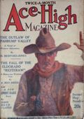 Ace-High Magazine (1921-1935 Readers' Publishing Corp/Clayton/Dell) Pulp Vol. 11 #2