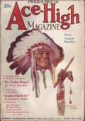 Ace-High Magazine (1921-1935 Readers' Publishing Corp/Clayton/Dell) Pulp Vol. 12 #3