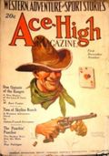 Ace-High Magazine (1921-1935 Readers' Publishing Corp/Clayton/Dell) Pulp Vol. 14 #3