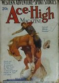 Ace-High Magazine (1921-1935 Readers' Publishing Corp/Clayton/Dell) Pulp Vol. 16 #2