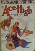 Ace-High Magazine (1921-1935 Readers' Publishing Corp/Clayton/Dell) Pulp Vol. 17 #4