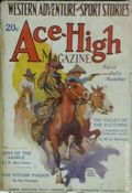 Ace-High Magazine (1921-1935 Readers' Publishing Corp/Clayton/Dell) Pulp Vol. 18 #1