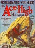 Ace-High Magazine (1921-1935 Readers' Publishing Corp/Clayton/Dell) Pulp Vol. 19 #1