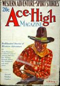 Ace-High Magazine (1921-1935 Readers' Publishing Corp/Clayton/Dell) Pulp Vol. 19 #4