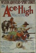 Ace-High Magazine (1921-1935 Readers' Publishing Corp/Clayton/Dell) Pulp Vol. 20 #1