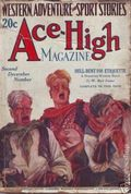 Ace-High Magazine (1921-1935 Readers' Publishing Corp/Clayton/Dell) Pulp Vol. 20 #4