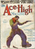 Ace-High Magazine (1921-1935 Readers' Publishing Corp/Clayton/Dell) Pulp Vol. 21 #1