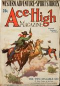 Ace-High Magazine (1921-1935 Readers' Publishing Corp/Clayton/Dell) Pulp Vol. 21 #2