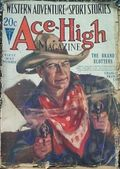 Ace-High Magazine (1921-1935 Readers' Publishing Corp/Clayton/Dell) Pulp Vol. 23 #1