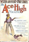 Ace-High Magazine (1921-1935 Readers' Publishing Corp/Clayton/Dell) Pulp Vol. 23 #2