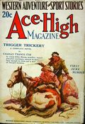 Ace-High Magazine (1921-1935 Readers' Publishing Corp/Clayton/Dell) Pulp Vol. 23 #3