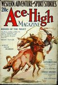 Ace-High Magazine (1921-1935 Readers' Publishing Corp/Clayton/Dell) Pulp Vol. 24 #1