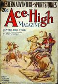 Ace-High Magazine (1921-1935 Readers' Publishing Corp/Clayton/Dell) Pulp Vol. 24 #3