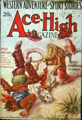 Ace-High Magazine (1921-1935 Readers' Publishing Corp/Clayton/Dell) Pulp Vol. 25 #1