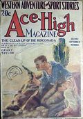 Ace-High Magazine (1921-1935 Readers' Publishing Corp/Clayton/Dell) Pulp Vol. 25 #2