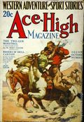 Ace-High Magazine (1921-1935 Readers' Publishing Corp/Clayton/Dell) Pulp Vol. 25 #4