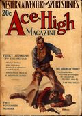 Ace-High Magazine (1921-1935 Readers' Publishing Corp/Clayton/Dell) Pulp Vol. 26 #1
