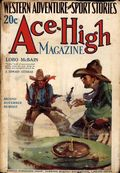 Ace-High Magazine (1921-1935 Readers' Publishing Corp/Clayton/Dell) Pulp Vol. 26 #2