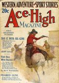 Ace-High Magazine (1921-1935 Readers' Publishing Corp/Clayton/Dell) Pulp Vol. 26 #3