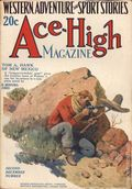 Ace-High Magazine (1921-1935 Readers' Publishing Corp/Clayton/Dell) Pulp Vol. 26 #4