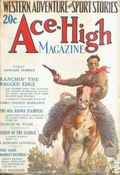 Ace-High Magazine (1921-1935 Readers' Publishing Corp/Clayton/Dell) Pulp Vol. 27 #1