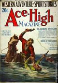 Ace-High Magazine (1921-1935 Readers' Publishing Corp/Clayton/Dell) Pulp Vol. 27 #2