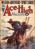 Ace-High Magazine (1921-1935 Readers' Publishing Corp/Clayton/Dell) Pulp Vol. 28 #3