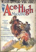 Ace-High Magazine (1921-1935 Readers' Publishing Corp/Clayton/Dell) Pulp Vol. 29 #2