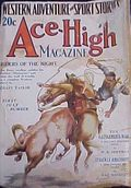 Ace-High Magazine (1921-1935 Readers' Publishing Corp/Clayton/Dell) Pulp Vol. 30 #1