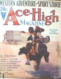 Ace-High Magazine (1921-1935 Readers' Publishing Corp/Clayton/Dell) Pulp Vol. 30 #2