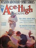 Ace-High Magazine (1921-1935 Readers' Publishing Corp/Clayton/Dell) Pulp Vol. 30 #4