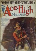 Ace-High Magazine (1921-1935 Readers' Publishing Corp/Clayton/Dell) Pulp Vol. 31 #1