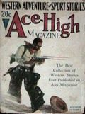 Ace-High Magazine (1921-1935 Readers' Publishing Corp/Clayton/Dell) Pulp Vol. 32 #4