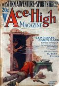 Ace-High Magazine (1921-1935 Readers' Publishing Corp/Clayton/Dell) Pulp Vol. 33 #2