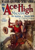 Ace-High Magazine (1921-1935 Readers' Publishing Corp/Clayton/Dell) Pulp Vol. 33 #3
