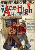 Ace-High Magazine (1921-1935 Readers' Publishing Corp/Clayton/Dell) Pulp Vol. 33 #4