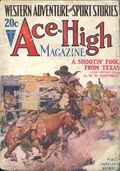 Ace-High Magazine (1921-1935 Readers' Publishing Corp/Clayton/Dell) Pulp Vol. 34 #1