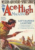 Ace-High Magazine (1921-1935 Readers' Publishing Corp/Clayton/Dell) Pulp Vol. 34 #2