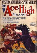 Ace-High Magazine (1921-1935 Readers' Publishing Corp/Clayton/Dell) Pulp Vol. 34 #4