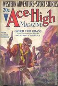 Ace-High Magazine (1921-1935 Readers' Publishing Corp/Clayton/Dell) Pulp Vol. 35 #1