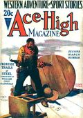 Ace-High Magazine (1921-1935 Readers' Publishing Corp/Clayton/Dell) Pulp Vol. 35 #2