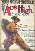 Ace-High Magazine (1921-1935 Readers' Publishing Corp/Clayton/Dell) Pulp Vol. 35 #3