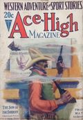 Ace-High Magazine (1921-1935 Readers' Publishing Corp/Clayton/Dell) Pulp Vol. 36 #1