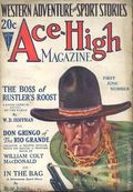 Ace-High Magazine (1921-1935 Readers' Publishing Corp/Clayton/Dell) Pulp Vol. 36 #3